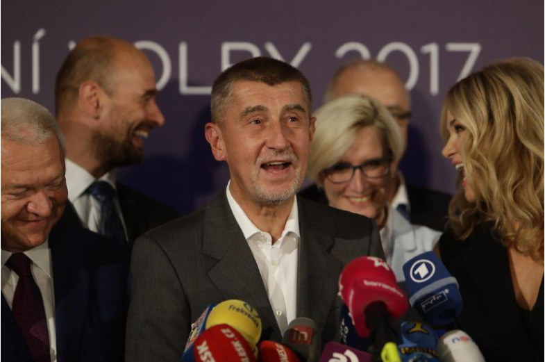 Billionaire Babis scores big in Czech election
