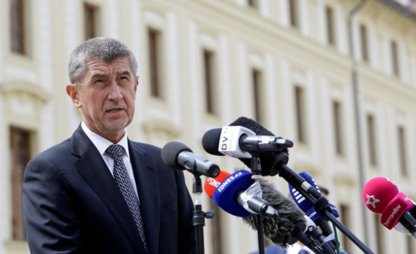 Billionaire Andrej Babis poised to win Czech election