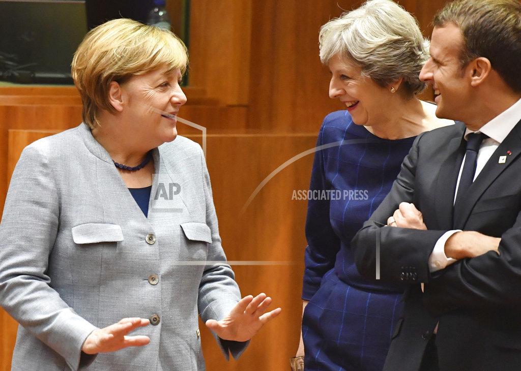 Merkel says May's Brexit effort still not enough