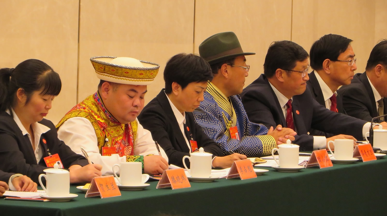 What does a delegate at the 19th CPC National Congress do?