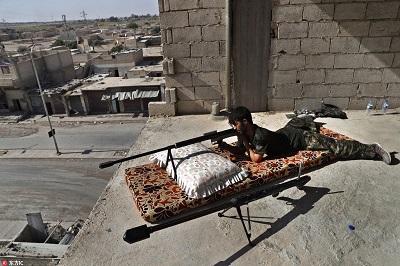 More than 90 percent of Raqqa recaptured: US
