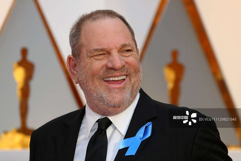 Harvey Weinstein: Halo of the Hollywood movie mogul is over