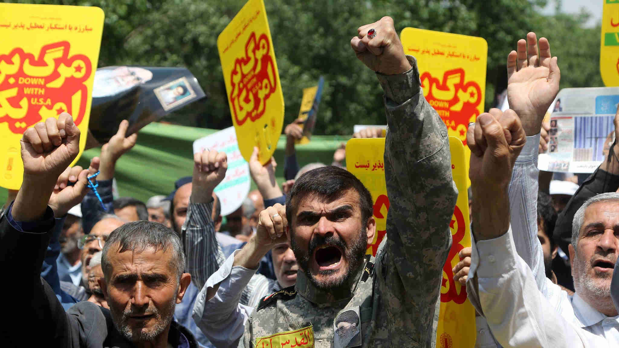 Is US war with Iran now inevitable?
