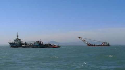 Six bodies recovered after east China ship sinking