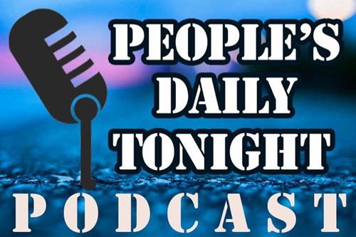 People's Daily Tonight: Podcast News (5/20/2018 Sun.)