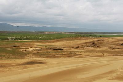 China helps Tajikistan tackle grassland degradation