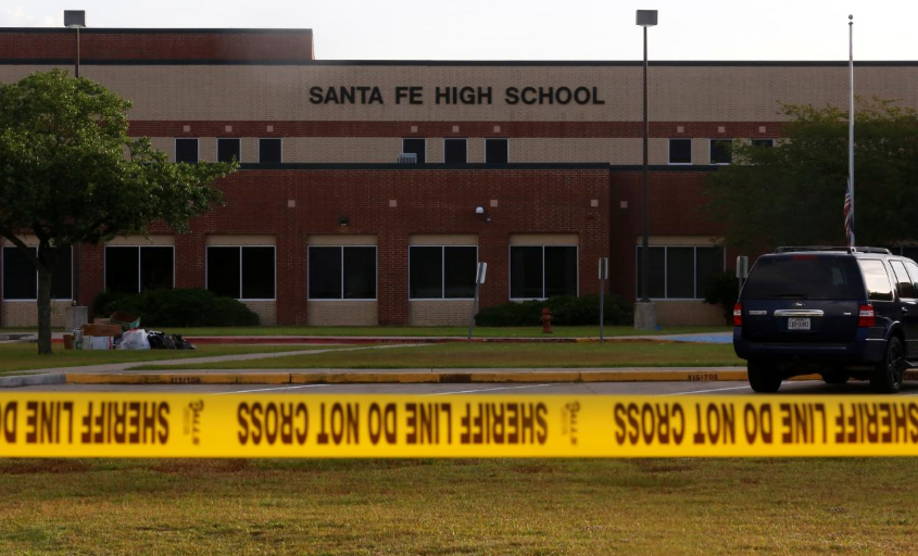 Spurned advances provoked Texas school shooting, victim's mother says