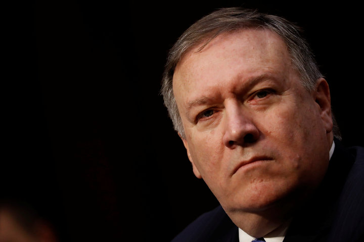 US will put 'unprecedented financial pressure' on Iran: Pompeo