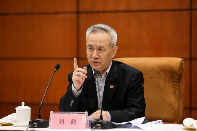 China-US economic, trade consensuses 'meet interests of the people': vice premier