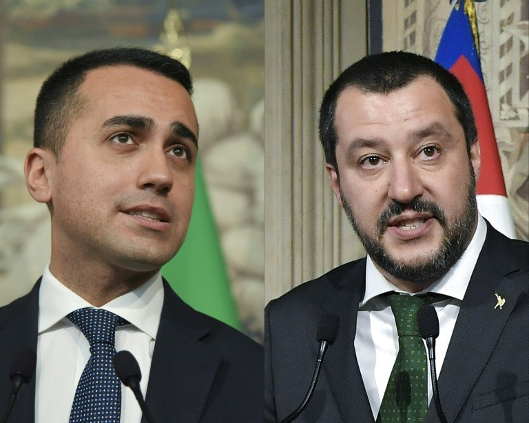 Italy's populist parties to name future premier pick