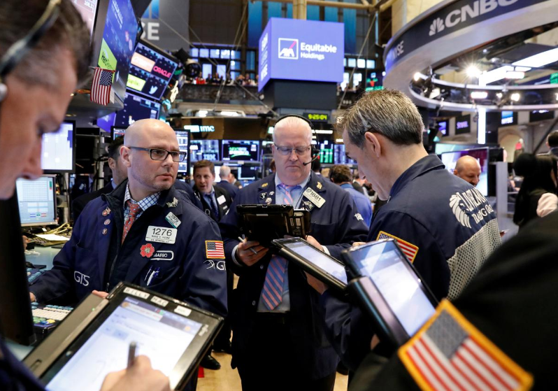 Wall Street advances on trade war truce; Russell 2000 hits record