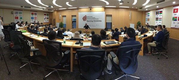 South-South cooperation will help global resources allocation