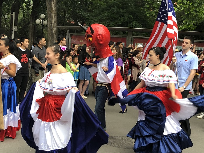 World cultural festival reflects China's growing international influence