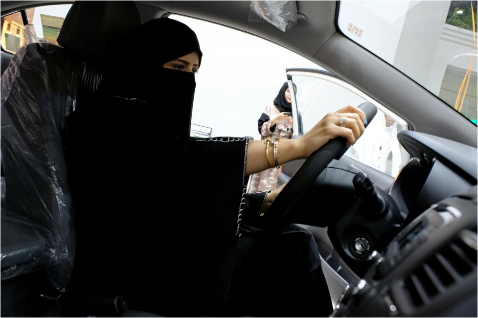 Saudi Arabia expands crackdown on women's rights activists