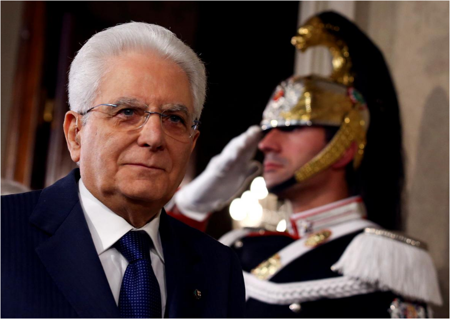 Italy president not yet decided whether to name Conte as PM: source