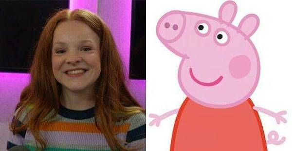 Video: British teenager earns £1,000 an hour voicing Peppa Pig