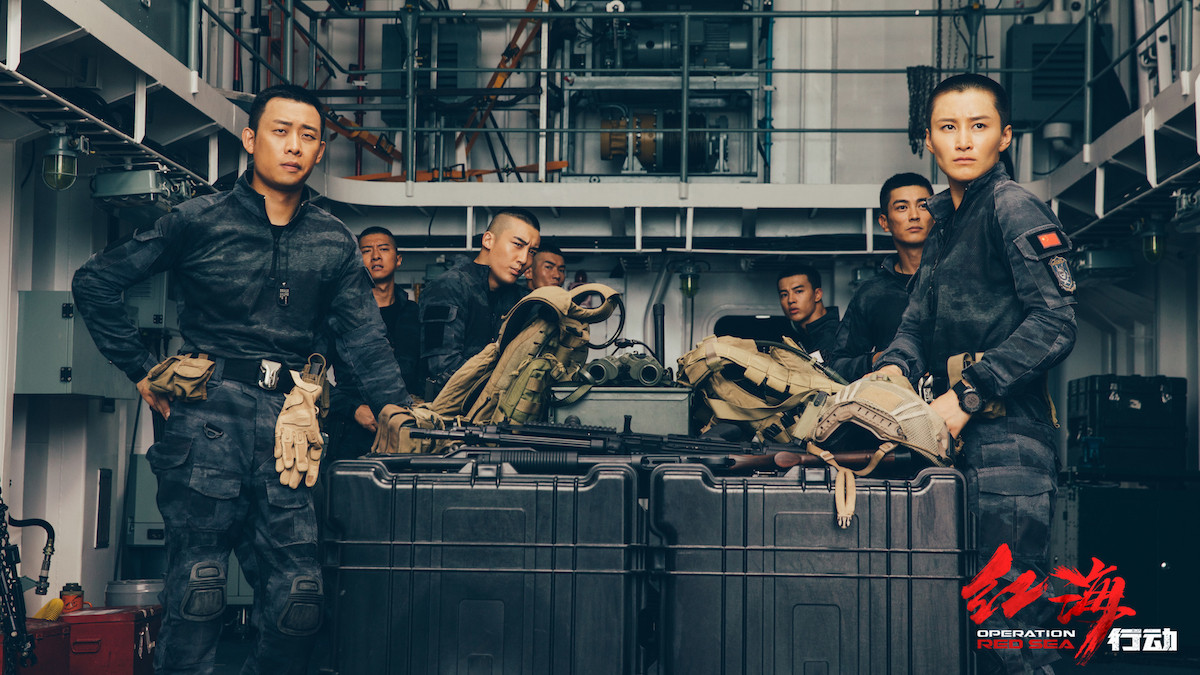 China box office tops N. American market in first quarter