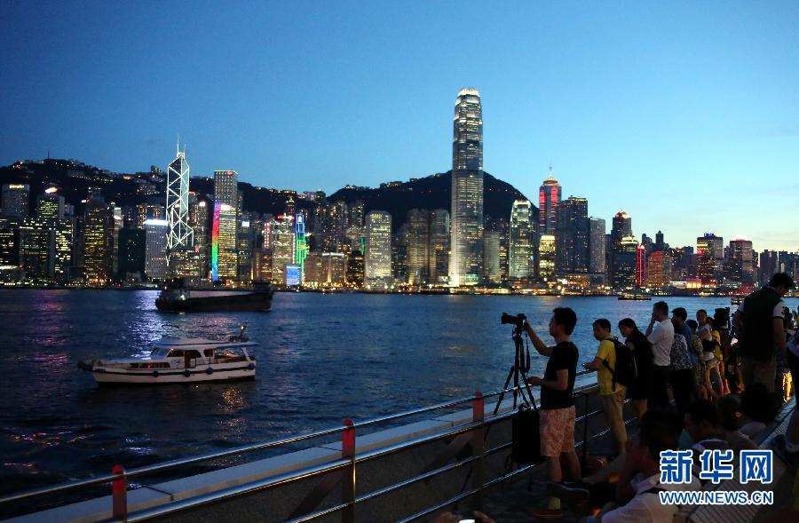 HK vows to further sharpen edges after being ranked as world's 2nd most competitive economy