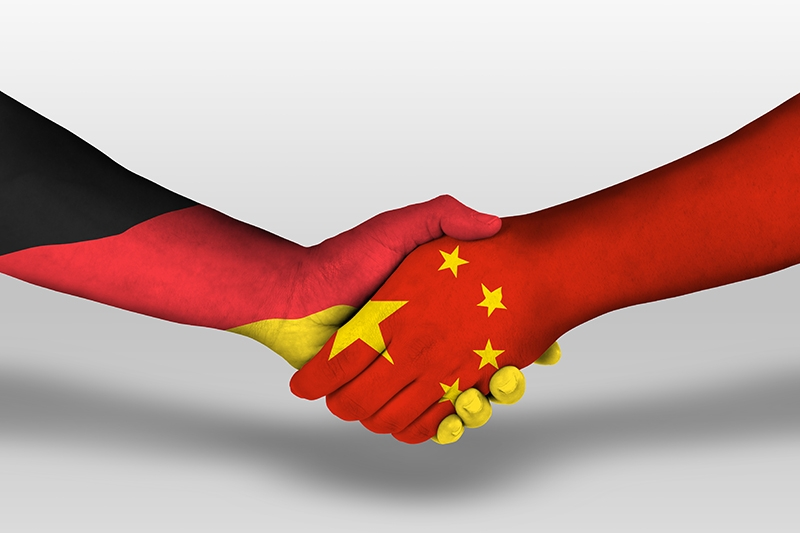 Commentary: China, Germany bound for closer ties amid global uncertainties