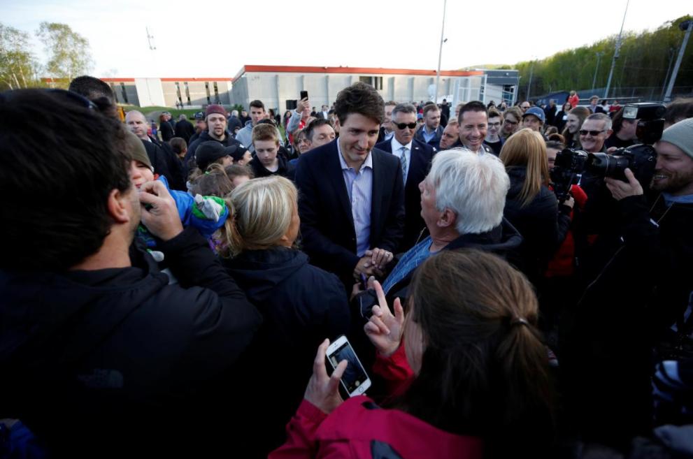Canada's Trudeau - possible US auto tariffs based on flimsy logic