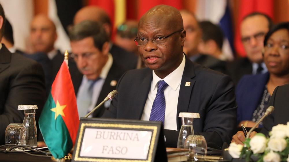 Burkina Faso cuts 'diplomatic ties' with Taiwan