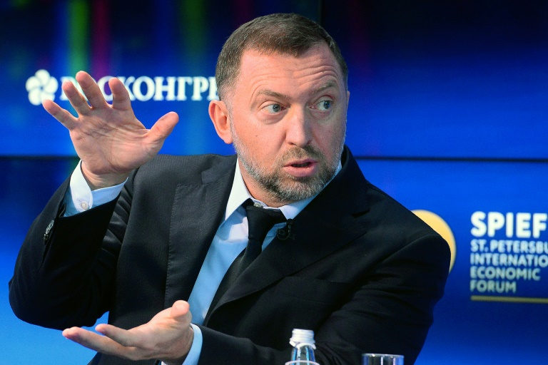 Rusal says CEO, top directors resign over US sanctions