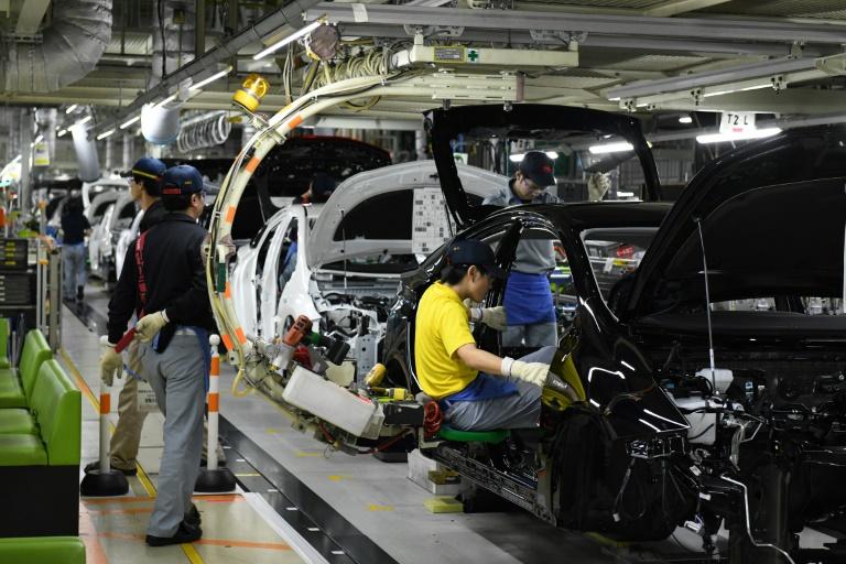 Japan hits back as US mulls auto tariffs