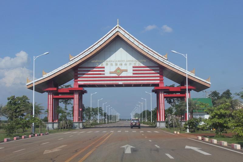 China helps boost economic development in Laos