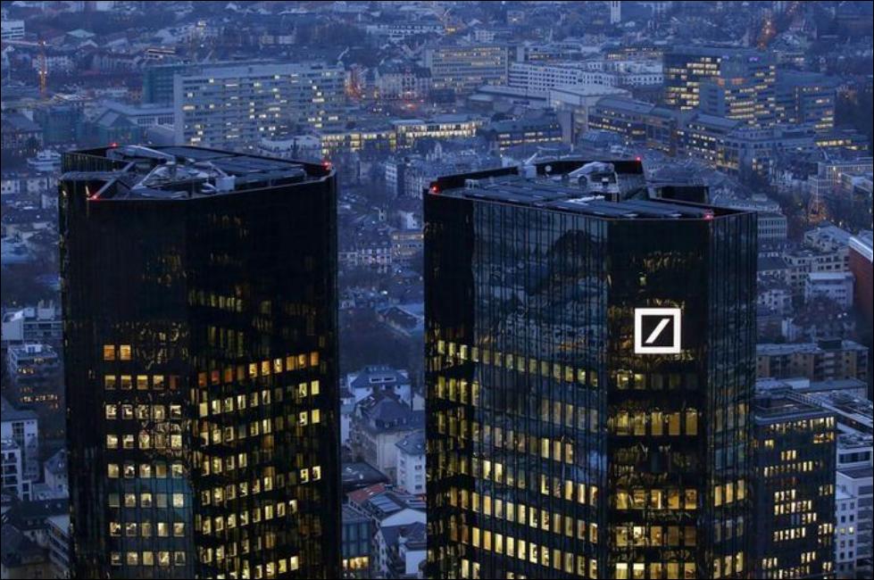 Deutsche Bank job cuts being felt from Britain to Australia