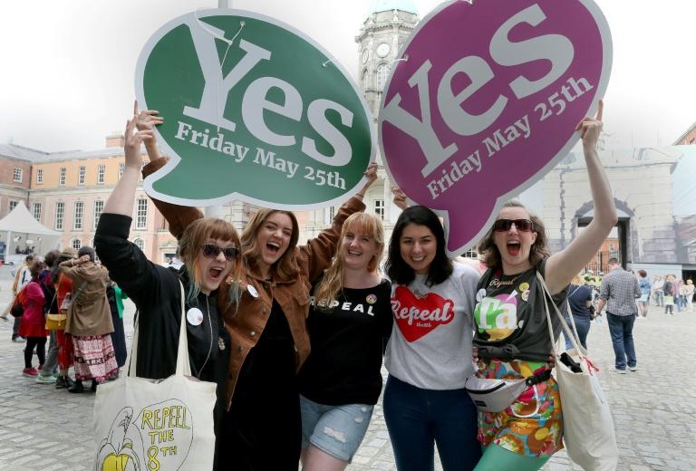 Ireland set to overturn abortion ban in 'quiet revolution'