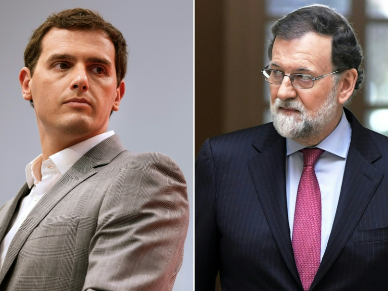 Graft-tainted Spanish PM faces no-confidence motion