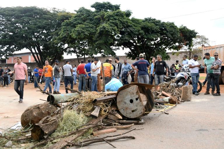 Trucker strike paralyzes Brazil auto production