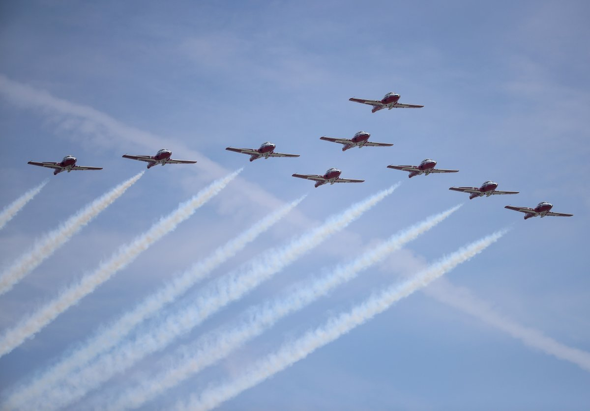 Bethpage Air Show in New York