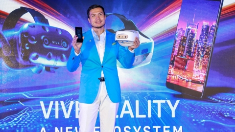 HTC announces upgraded eco-system with partners and new phone