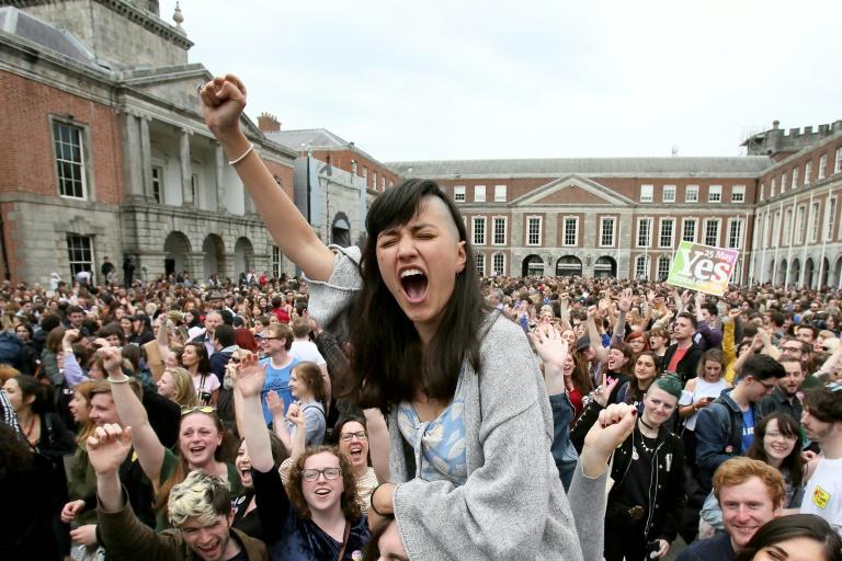 Northern Ireland under pressure after historic abortion vote