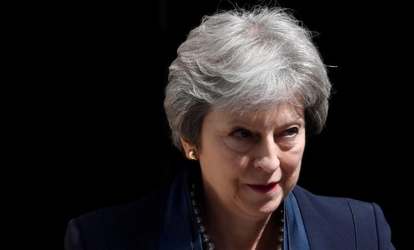 Britain's May refuses to relax Northern Ireland abortion rules