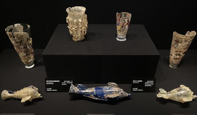 Zhengzhou Museum exhibits dozens of ancient Afghan artifacts