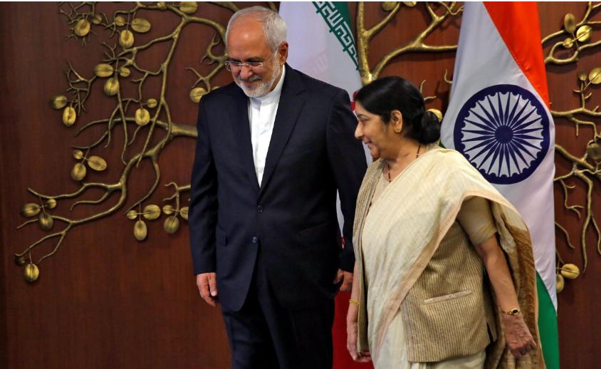 India says it only follows U.N. sanctions, not US sanctions on Iran