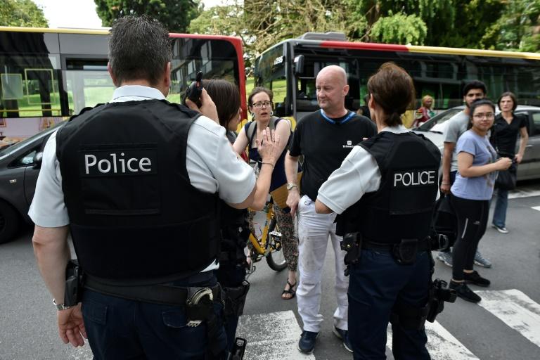 Three dead in suspected 'terror' shooting in Belgian city