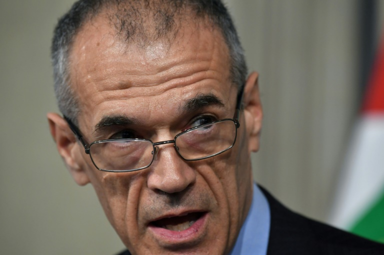 Italy in turmoil as caretaker PM assembles team