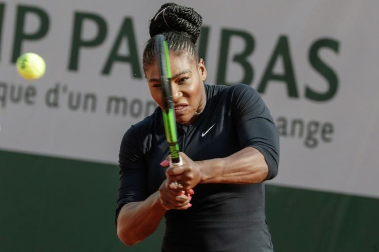 Serena set for Grand Slam return at Roland Garros