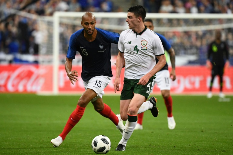 Improved France among World Cup favourites - Ireland boss O'Neill