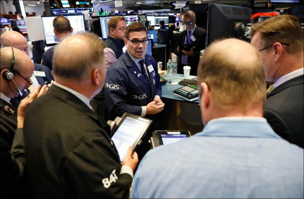 Wall Street tumbles on concerns over Italy's political turmoil