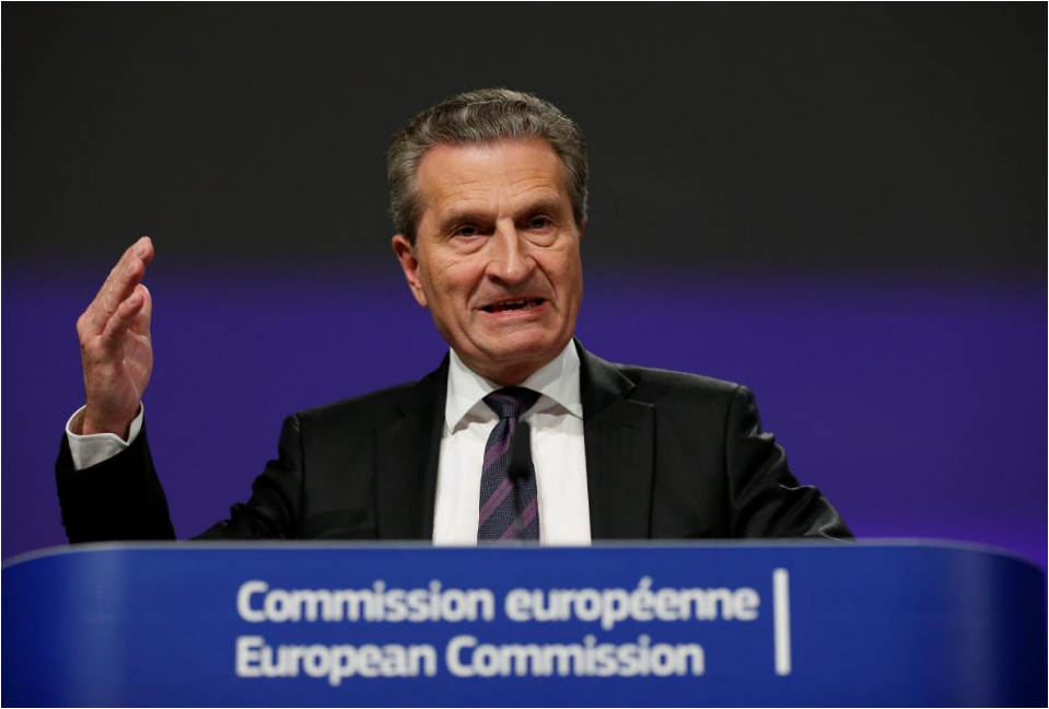Silenzio: EU chides German commissioner over Italy remarks