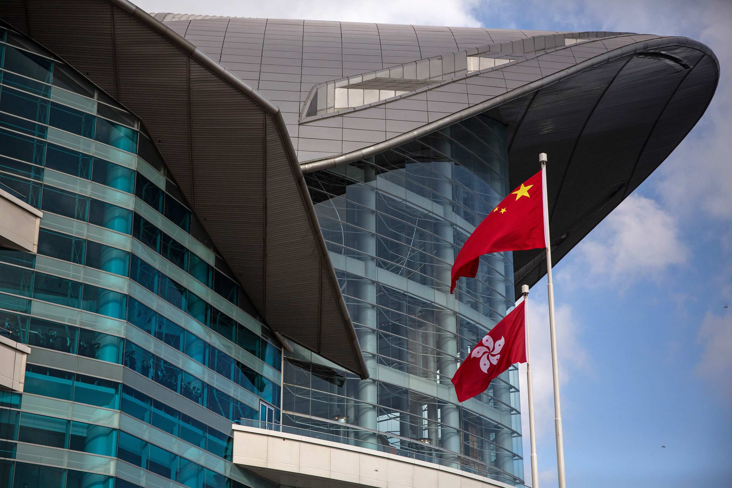 Hong Kong urges foreign governments not to interfere in its affairs