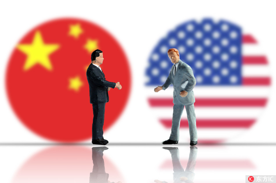 A delegation from the United States arrived in Beijing on Wednesday afternoon for the continuing China-U.S. economic and trade consultations, according to China's Ministry of Commerce. [Photo: IC]