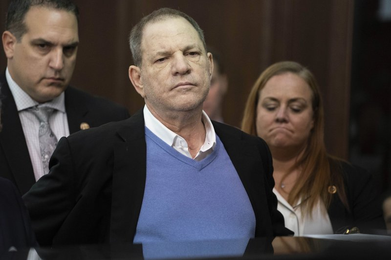 Weinstein won't testify before grand jury in rape case