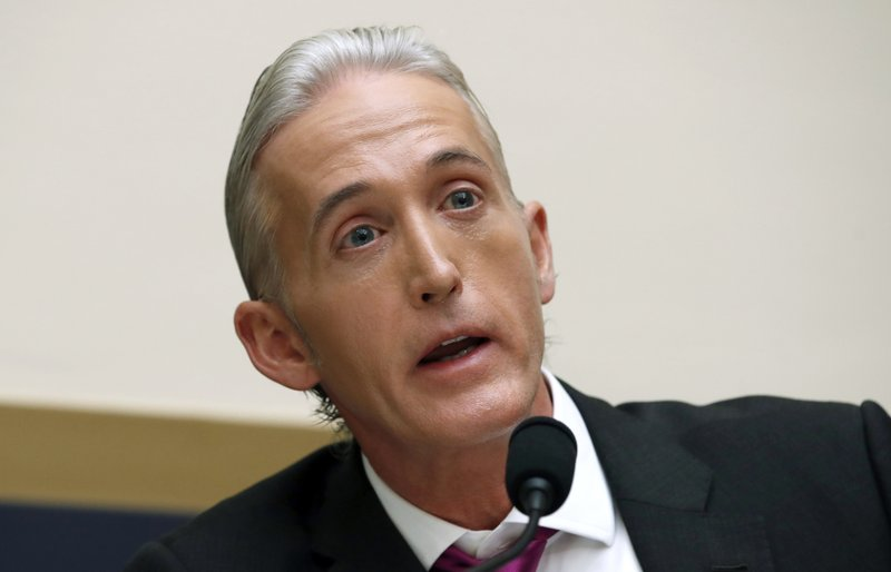 Gowdy disputes Trump's 'spy' claim, says FBI acted properly