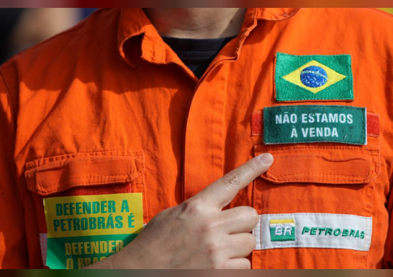 Brazil oil workers begin strike in new blow to government