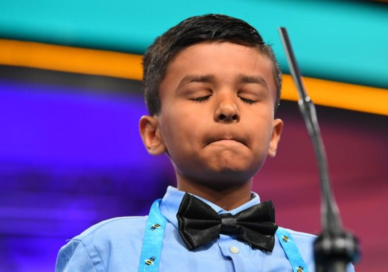 Young whizzes compete for $40,000 prize in US spelling bee